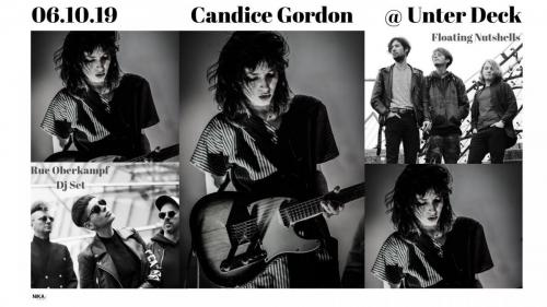 Candice Gordon & Rue Oberkampf